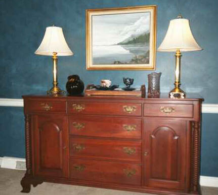 Lovely Cherry Dining Room Furniture