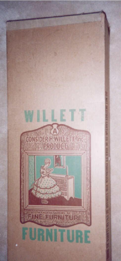 The Consider H Willett Company of Louisville Kentucky